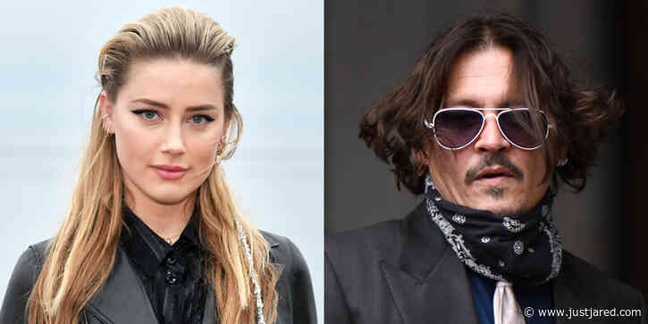 Amber Heard Disses Johnny Depp's Lawyer on Twitter After Her Victory in Court