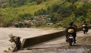 En Ituango, campesinos desalojados por crecientes del río no tienen en donde resguardarse - W Radio