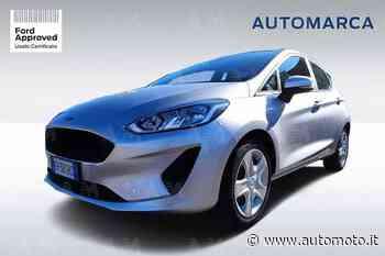 Vendo Ford Fiesta 1.5 TDCi 5 porte Plus usata a Silea, Treviso (codice 8801019) - Automoto.it