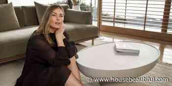 Maria Sharapova's New Furniture Line with Rove Concepts - HouseBeautiful.com