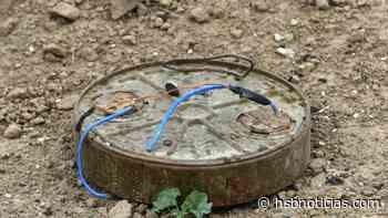 Tragedia en el Alto Baudó: Un menor embera perdió una pierna por mina antipersona - HSB Noticias