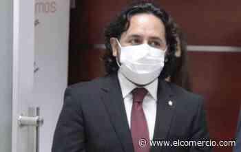 Andrés Michelena vuelve a hacerse cargo de la Secretaría de Comunicación de la Presidencia, tras la renuncia de Caridad Vela - El Comercio (Ecuador)
