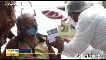 Profissionais de saúde levam vacina para idosos ribeirinhos de Barcarena, no nordeste do PA - G1