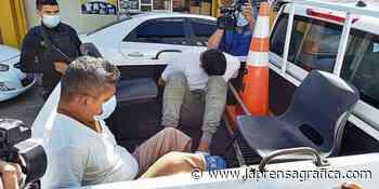 A prisión arrestados con cocaína en Intipucá - La Prensa Grafica