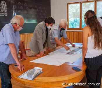 San Martin de los Andes trabaja sobre la Travesía Urbana de la Ruta 40, con la rotonda de Bello como prioridad - Noticias NQN