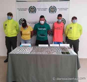 Tres personas capturadas en diligencia de allanamiento en Baranoa - Diario La Libertad