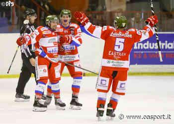Hockey ghiaccio, Alps League 2021: Vipiteno e Gherdeina chiudono sul 2-0 le loro serie, finisce la stagione di Renon - OA Sport
