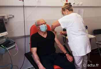 Bergerac : de nouveaux créneaux au centre de vaccination Covid-19 du centre hospitalier Samuel Pozzi - actu.fr