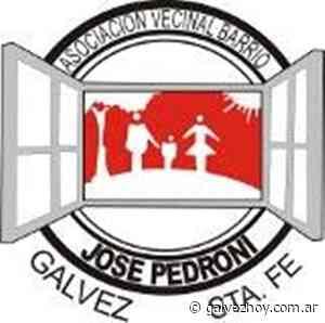 Asociación Vecinal Bario José Pedroni convoca a Asamblea General Ordinaria - Galvezhoy