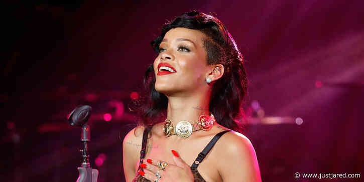 Rihanna Says a New Song Is Coming Soon
