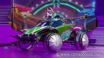 Llama-Rama Coming to Fortnite and Rocket League - CGMagazine