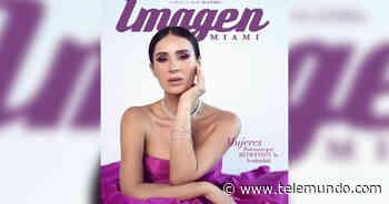 Catherine Siachoque engalana la portada de la revista Imagen en el mes de la mujer - Telemundo