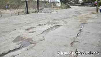 El Venadillo tendrá obras de pavimentación de dos calles - LINEA DIRECTA