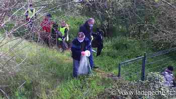 Muret : 2 tonnes de déchets collectées dans la nature - ladepeche.fr