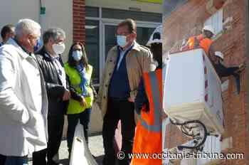 Muret - Le Syndicat d'énergie à Muret pour la réhabilitation de l'avenue des Pyrénées - OCCITANIE tribune