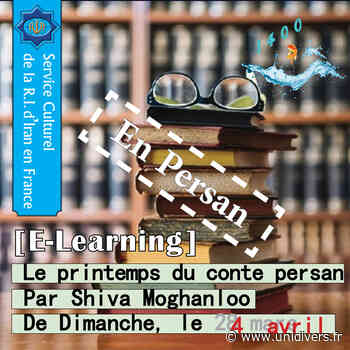 Le printemps du conte persan Service culturel de la R. I. d'Iran à Paris dimanche 4 avril 2021 - Unidivers