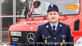 Feuerwehr: Wird Wolfgang Rieß neuer Kommandant? - Augsburger Allgemeine