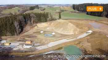 Aufwertung der Miederinger Sandgrube: Gemeinderat lehnt ab - Augsburger Allgemeine
