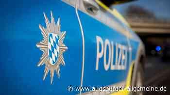 Vorfahrtfehler: Es kracht in Mühlhausen - Augsburger Allgemeine