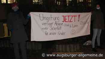 Westumfahrung Affing-Mühlhausen: Der Erörterungstermin steht - Augsburger Allgemeine