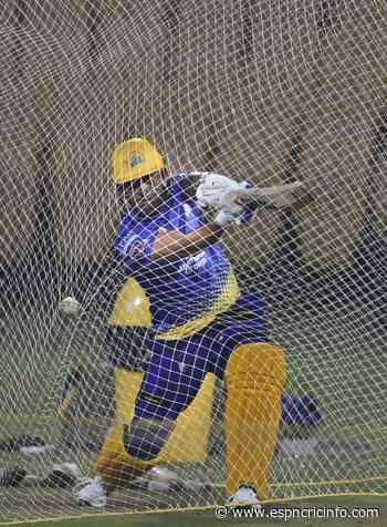 Boost for Chennai Super Kings as Suresh Raina and Ravindra Jadeja enter team bubble