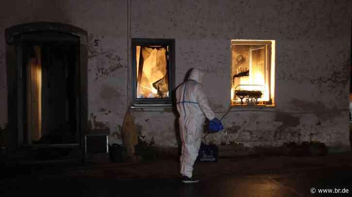 Mann stirbt bei Feuer in Einfamilienhaus In Neunburg vorm Wald - BR24