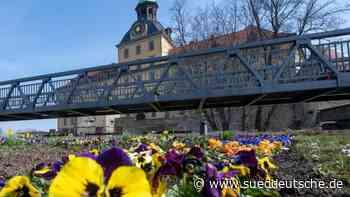 Schloss Moritzburg in Zeitz bekommt neue Brücke - Süddeutsche Zeitung - SZ.de