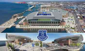Everton given green light to build new £500M Bramley-Moore Stadium