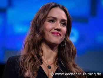 Unternehmerin: Jessica Alba: Kinder haben Karrierewandel bewirkt - Aachener Zeitung