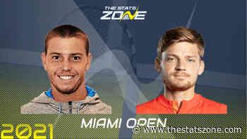 2021 Miami Open Second Round – James Duckworth vs David Goffin Preview & Prediction - The Stats Zone