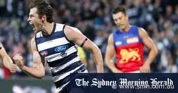 Isaac Smith goal gives Geelong thrilling win