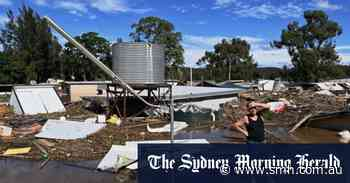 Flooding in Sydney and NSW takes its toll