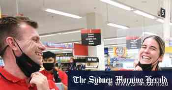 Breathing easy: Retail workers and shoppers shed masks as normalcy seems ever closer