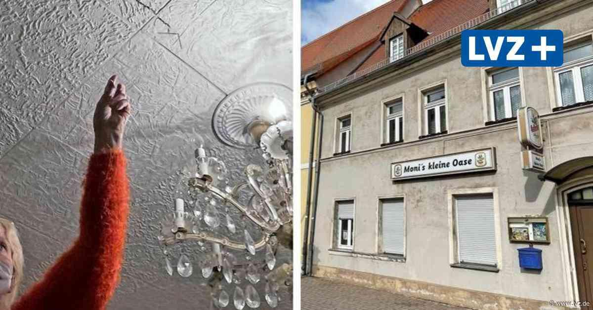 Überall Risse: Seniorin in Eilenburg lebt mit mulmigem Gefühl im Haus - Leipziger Volkszeitung