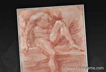 Récemment découvert, un dessin inédit du Bernin adjugé 1,9 millions d'euros – Passéisme - Passéisme