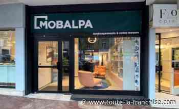Mobalpa annonce l'ouverture d'un nouveau magasin à Garches - Toute-la-Franchise.com
