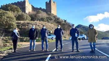 Diputación culmina las obras de carreteras en Villavieja y Magaz - La Nueva Crónica - La Nueva Cronica