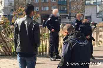 Colombes : les vendeurs de cigarettes chassés par la police - Le Parisien