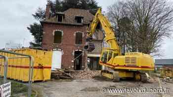 précédent Aulnoye-Aymeries : la démolition de la maison Viala a commencé - La Voix du Nord