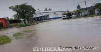 IMÁGENES | Torrencial lluvia en Ojo de Agua - El Liberal Digital