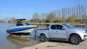 Dienville : la navigation a bien été ouverte au lac Amance - L'Est Eclair