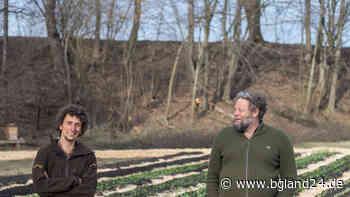 An der Landlmühle in Stephanskirchen werden die ersten Felder der Solawi Landlmühle eG bepflanzt - bgland24.de