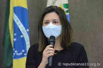 Renata Sene participa da construção do Plano de Segurança de Francisco Morato - Agência Republicana de Comunicação (ARCO - Republicanos10)