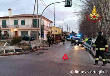 Incidente a Santa Maria di Sala, due feriti - Il Nuovo Terraglio
