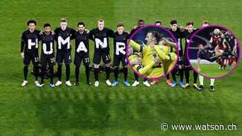WM-Quali-Highlights: Zlatan Ibrahimovic und der Deutschland-Protest - watson