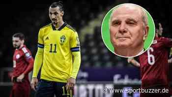 Nach Schweden-Comeback: Uli Hoeneß erklärt gescheiterten Bayern-Transfer von Zlatan Ibrahimovic - Sportbuzzer