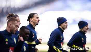Comeback von Ibrahimović in der schwedischen Nationalelf: »Das zwingt Zlatan, ein anderer Mensch zu sein« - DER SPIEGEL