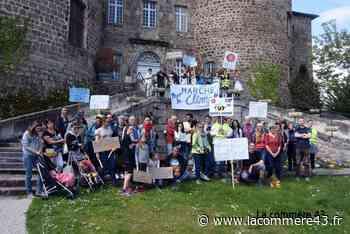 Une Marche pour le climat samedi à Monistrol-sur-Loire - La Commère 43