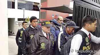 Tacna: Fiscalía pide que se revoque libertad de exalcalde de Ilabaya y dos funcionarios | Poder Judicial | lrs - LaRepública.pe