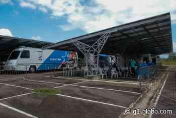 Policlínica Itinerante atende casos de Covid-19 em Capanema, no PA - G1